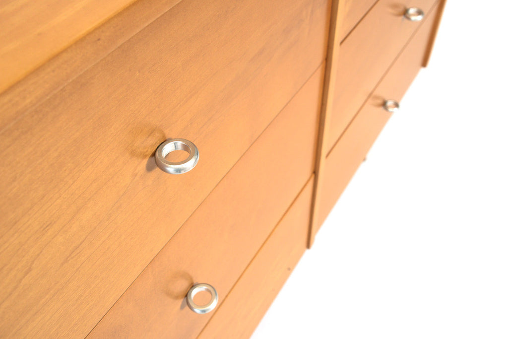 Six Drawer Planner Group Dresser by Paul McCobb