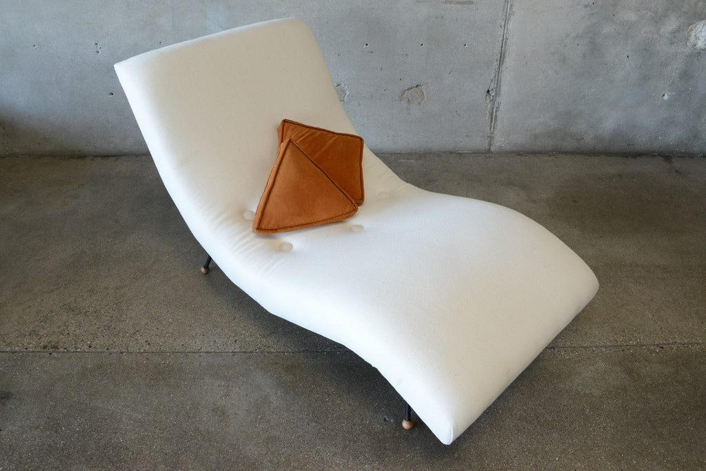 Adrian Pearsall 107-C Chaise Lounge