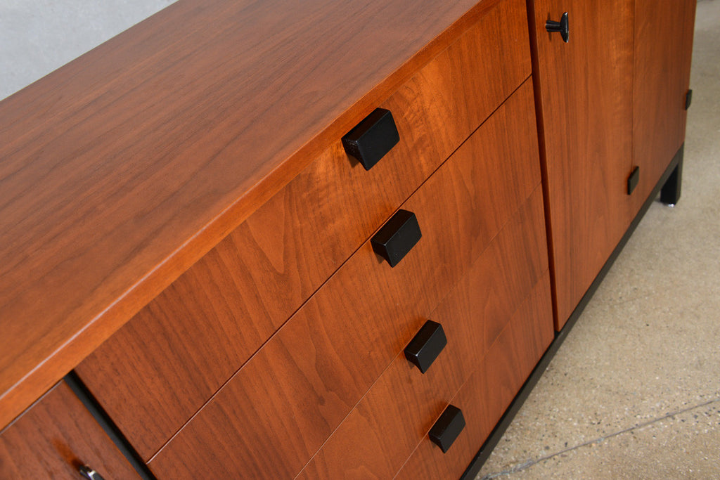 Walnut Credenza by Kipp Stewart for Directional