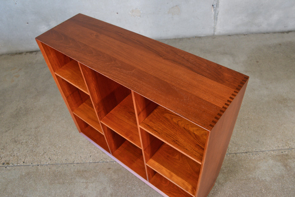 Small Bookshelf by Peter Hvidt and Orla Mølgaard-Nielsen for Søborg