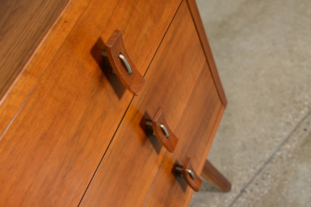 Walnut Desk by Stanley Young for Glenn of California