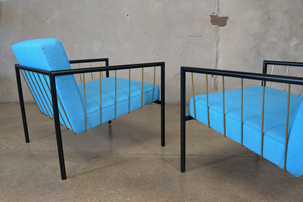 Lounge Chair Set by Don Knorr for Vista of CA