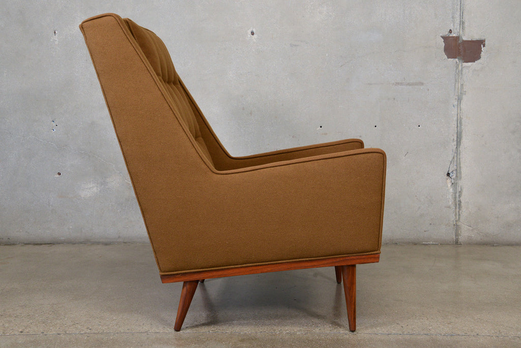 Milo Baughman 'Articulate Seating' Lounge Chair