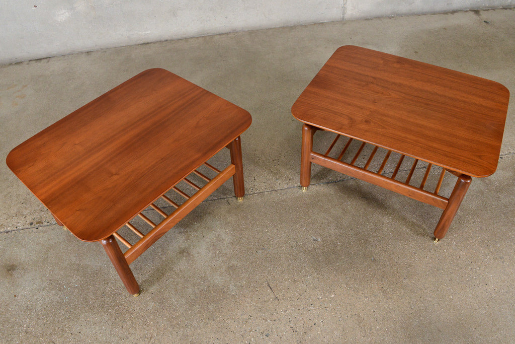 Pair of Side Tables by Greta Grossman