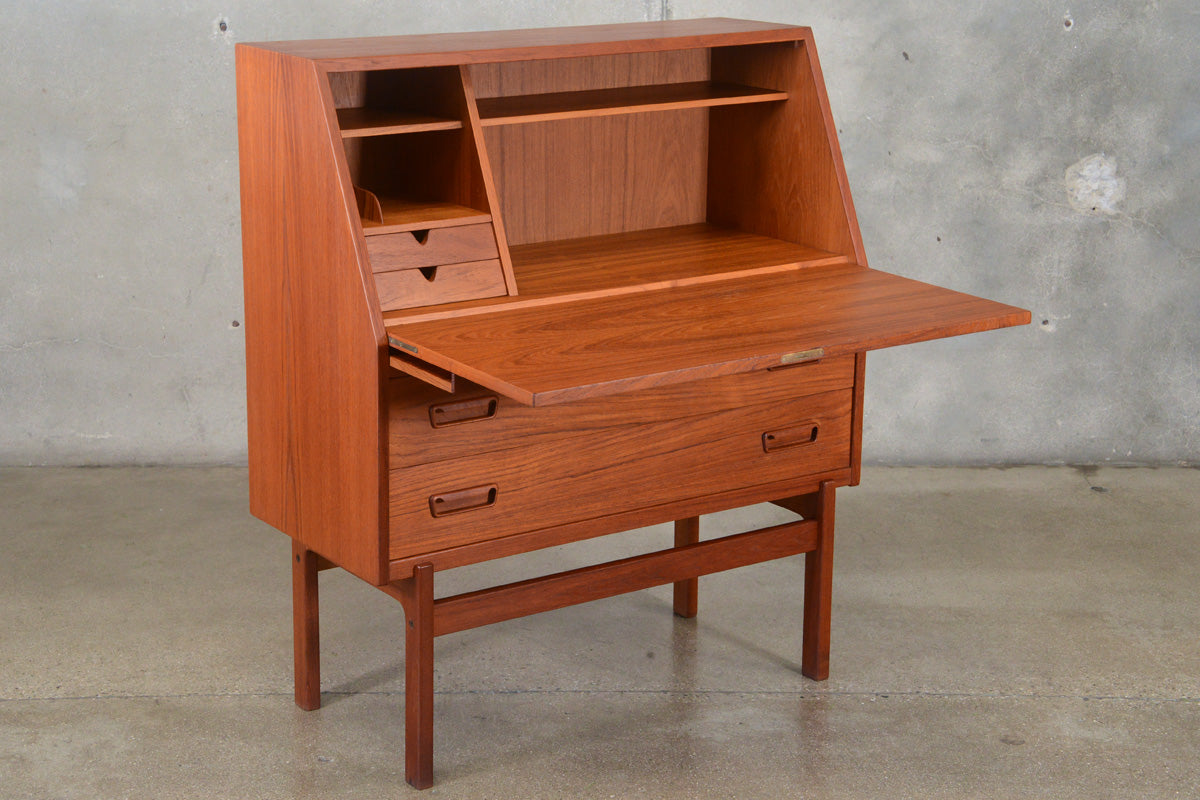 from sctb furniture drop reproduction secretary desk chippendale antique front