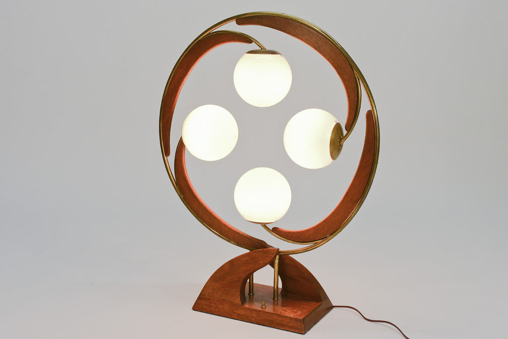 Epic Spiral Table Lamp