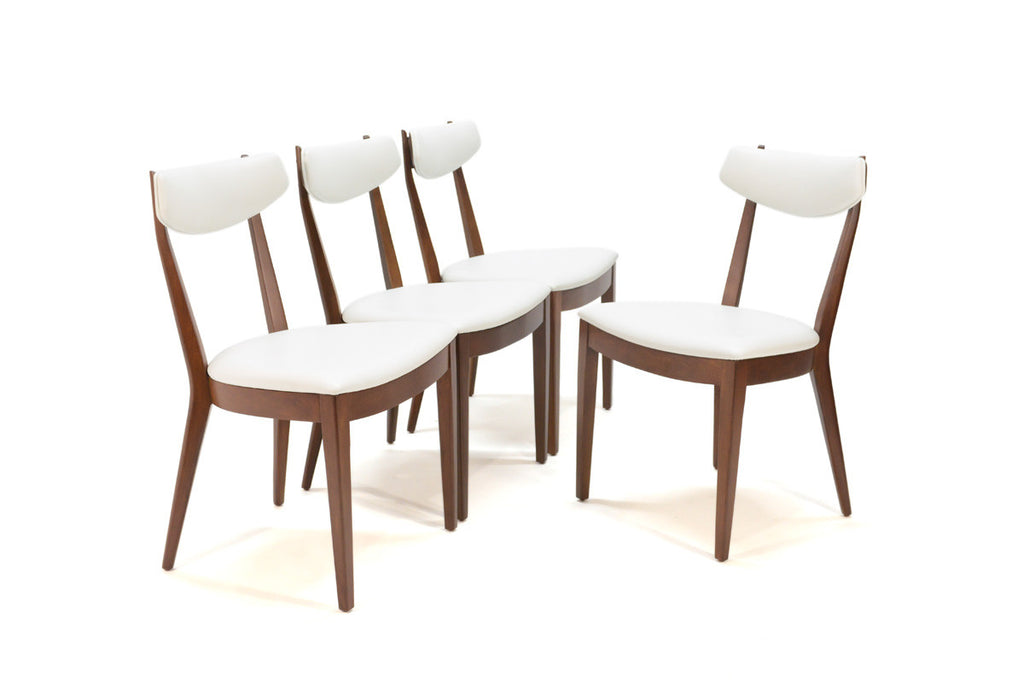 Set of Four Drexel Suncoast Dining Chairs