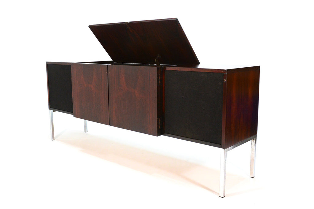 Packard Bell Rosewood Stereo Console
