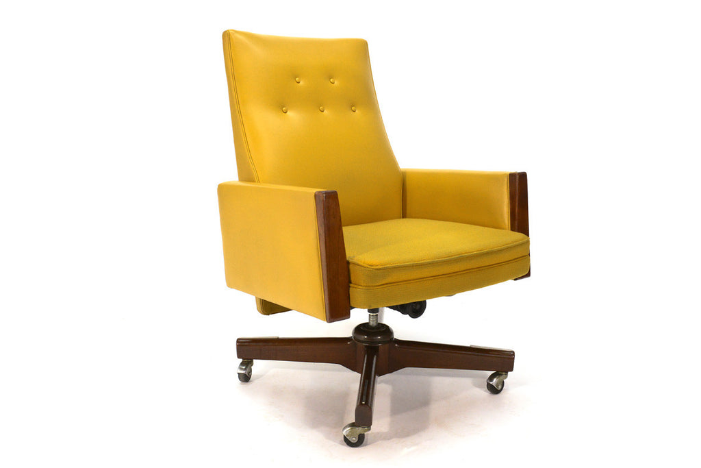 Jens Risom Executive Office Chair