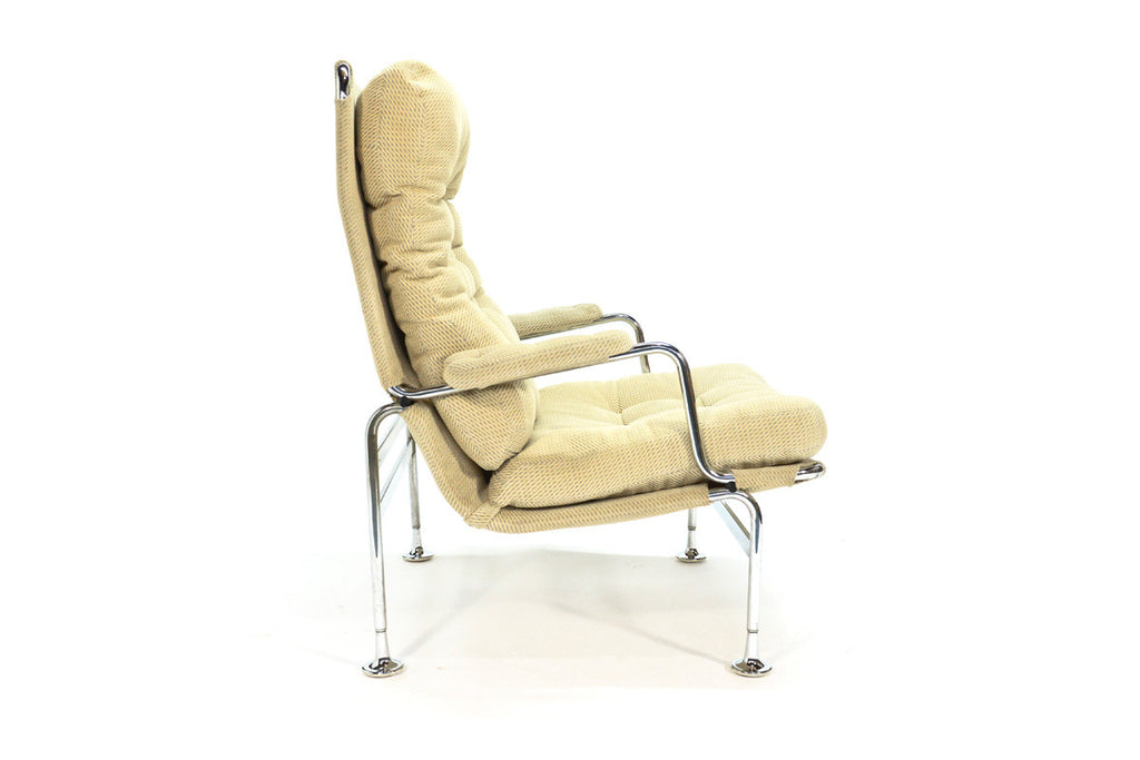 'Karin' Lounge Chair by Bruno Mathsson for DUX