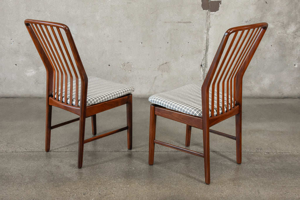 Set of Four Dining Chairs by Svend A. Madsen for Moreddi