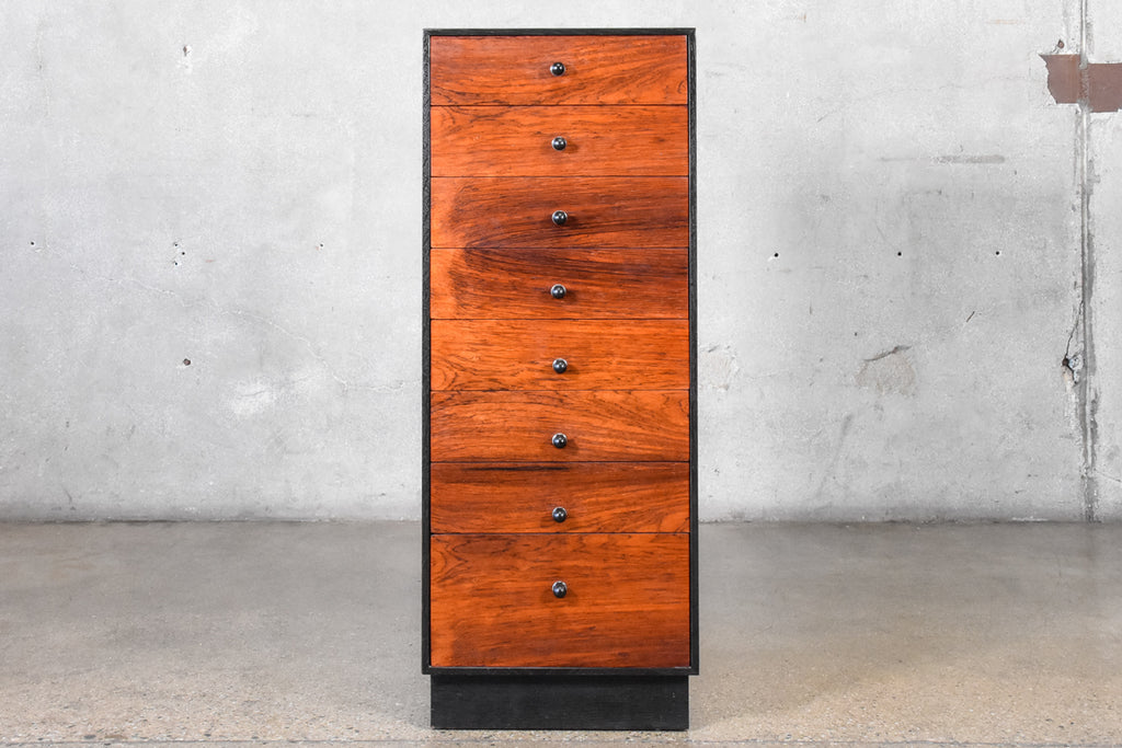 Rosewood Lingerie Chest by Harvey Probber