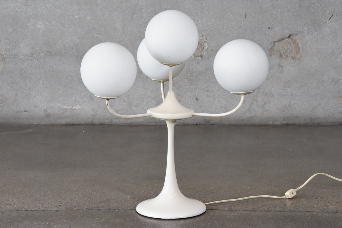 ... Tulip Table Lamp With Frosted Globes By Temde Leuchten ...