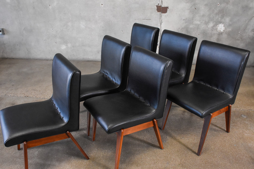 Set of Stanley Young for Glenn of California Dining Chairs