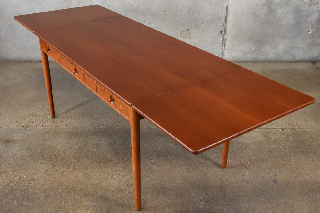 Hans Wegner AT-305 Drop Leaf Desk