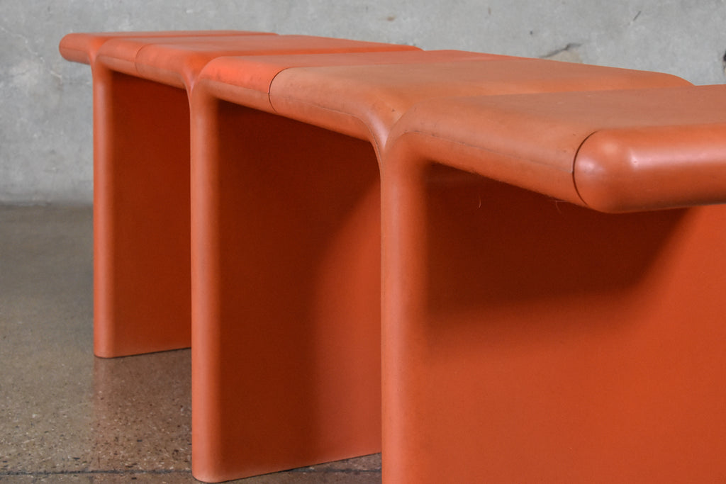 'UMBO' Bench by Kay Leroy Ruggles for Directional