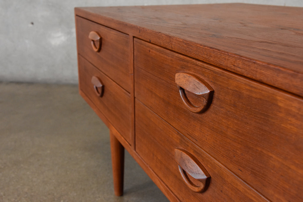 Small Teak Chest by Kai Kristiansen