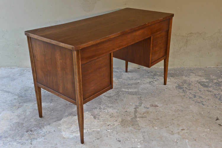 Broyhill Saga Walnut Desk