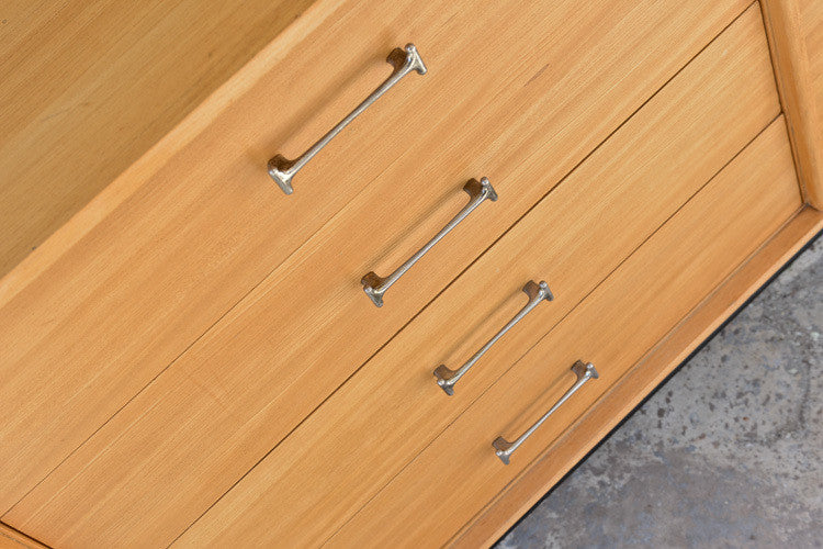 "Milo Baughman for Drexel ""Todays Living"" Eight Drawer Dresser"