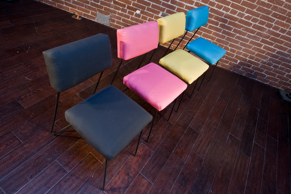Rare Set of Dorothy Schindele Dining Chairs