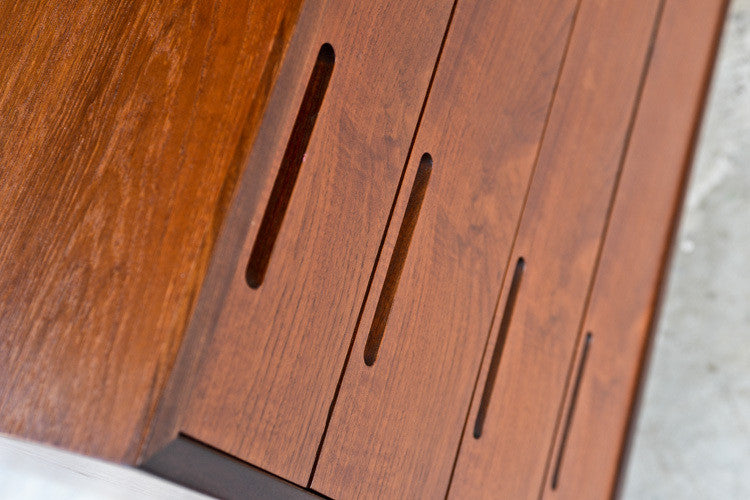 William Watting Danish Teak Credenza