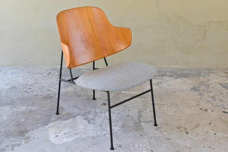 Ib Kofod-Larsen Penguin Chair