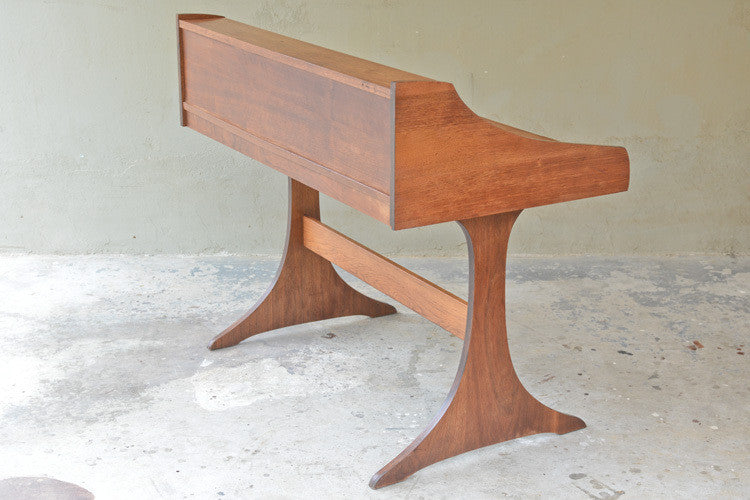 Beautiful Walnut Desk by Kroehler