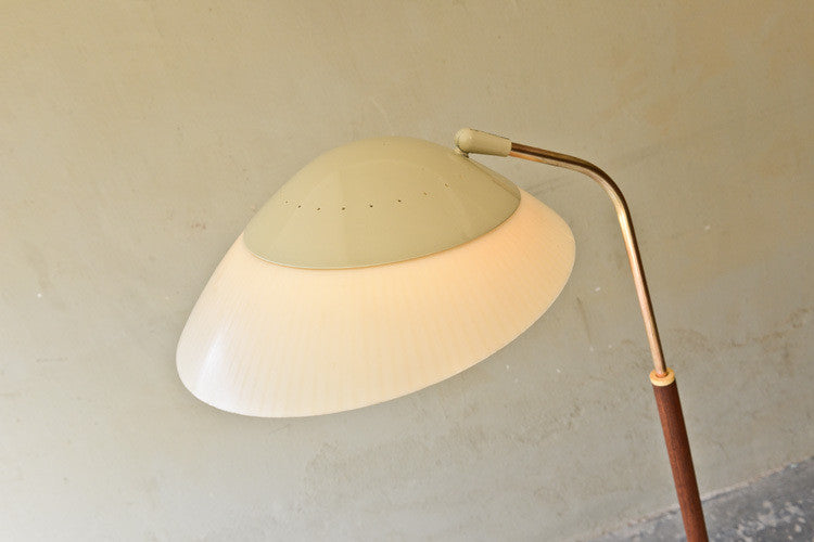 ... Gerald Thurston For Lightolier Floor Lamp ...