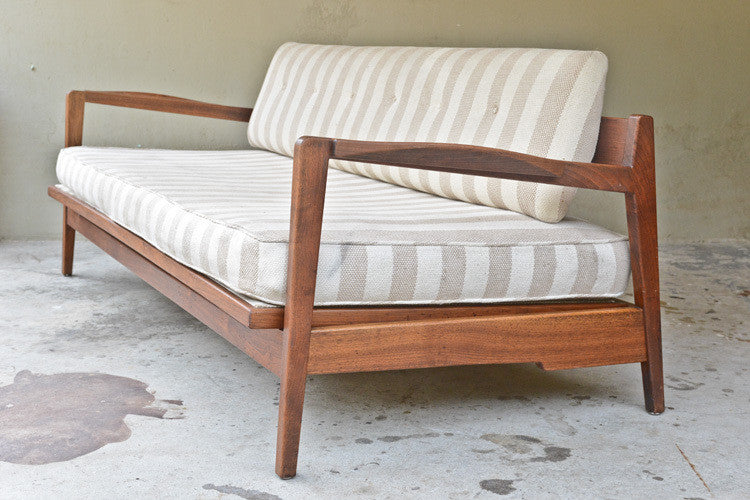 Rare Jens Risom Daybed