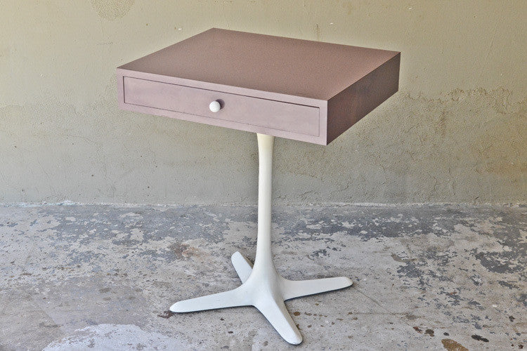 Purple Tulip Desk by Burke
