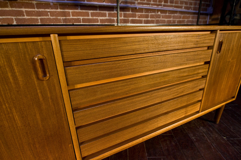 Teak 'Danish Forum' Credenza by Stanley