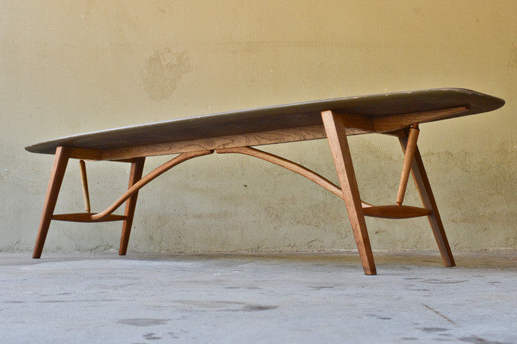 Drexel Parkwood Coffee Table Designed by John Van Koert