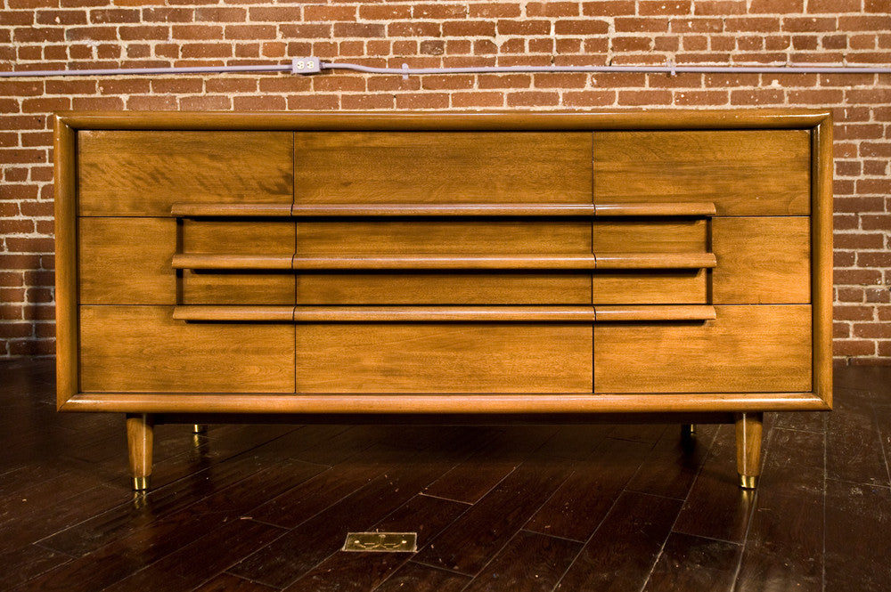 Guild of California Walnut Dresser