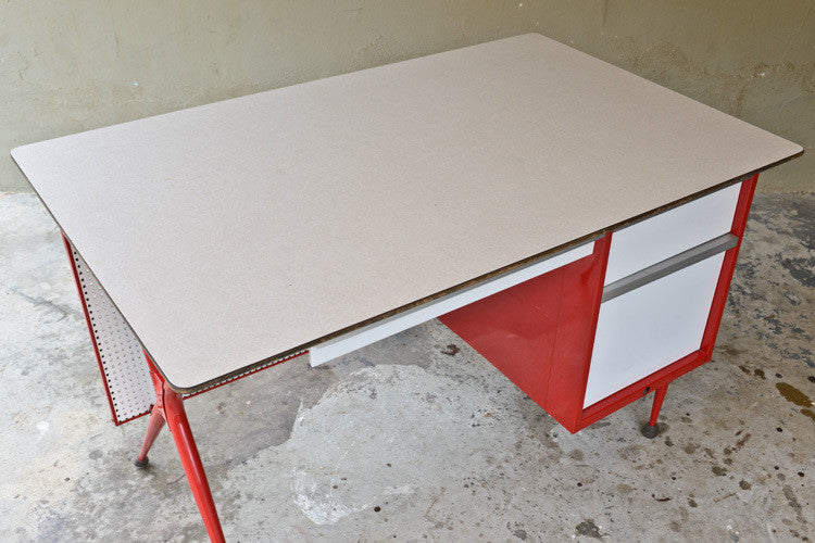 Brunswick Desk by Raymond Loewy