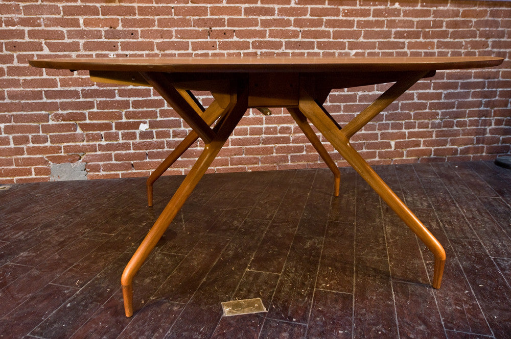 Glenn of California Drop Leaf Dining Table