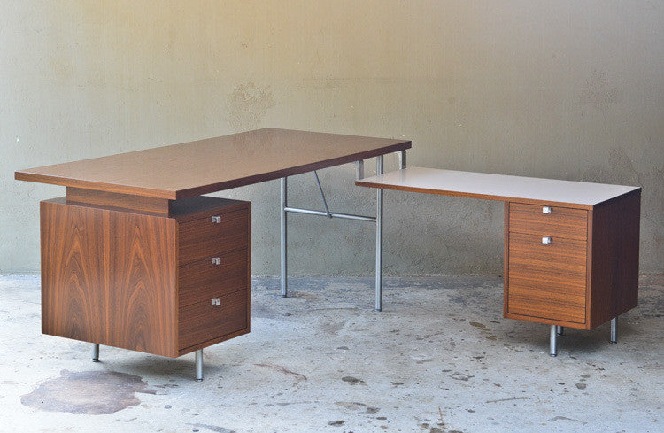 George Nelson for Herman Miller Executive Desk