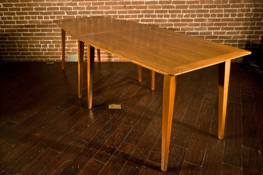 Incredible Custom Solid Teak Dining Table