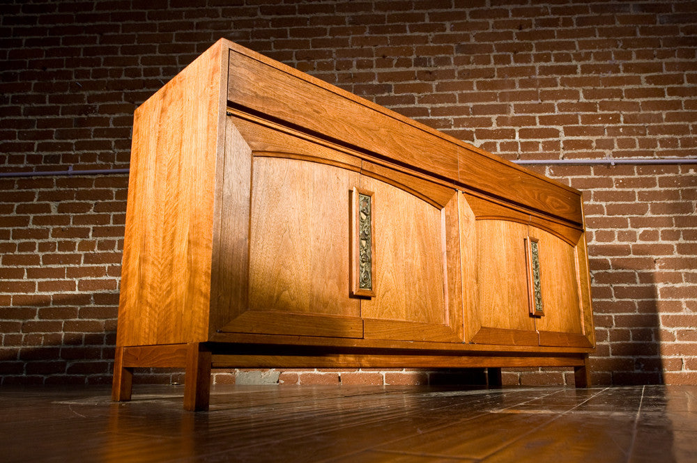 Amazing John Keal for Brown and Saltman Credenza