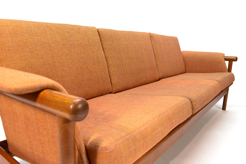 Beautiful Danish Teak Sofa