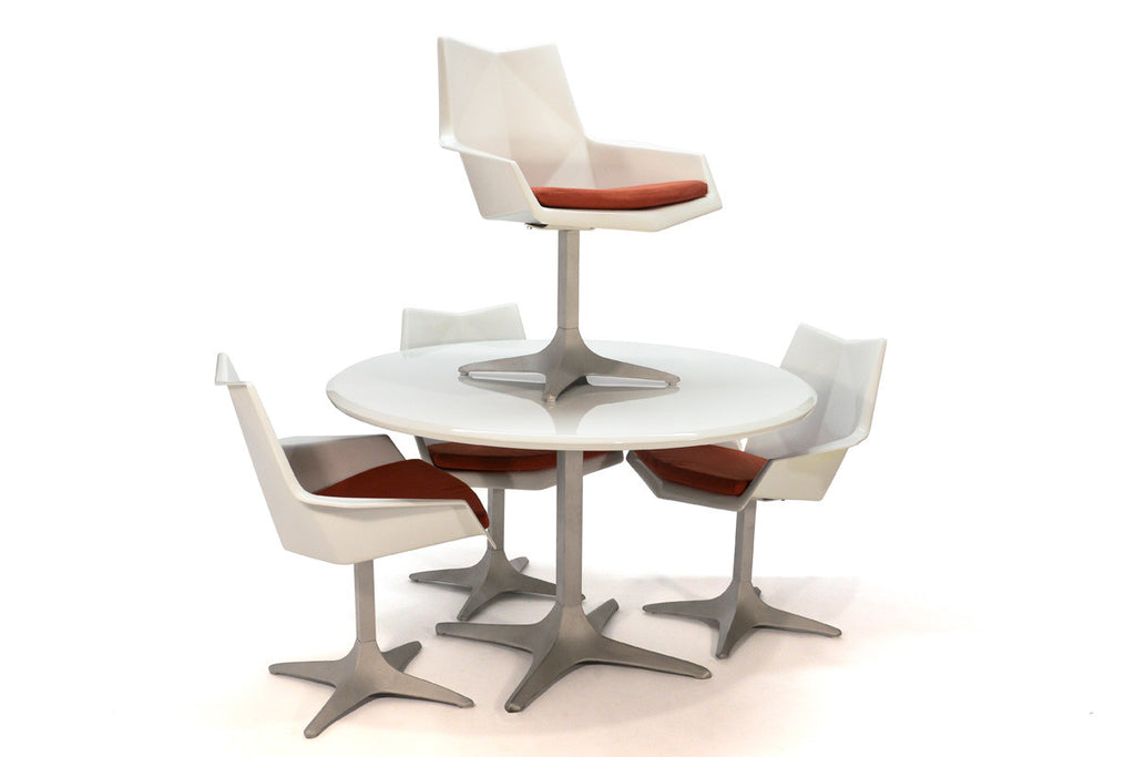 Paul McCobb 'Origami' Dining Set
