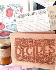heirloom recipe box
