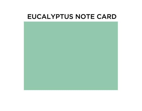 A7 Blank Note Cards Set of 10