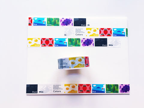 MT Washi Tape Colors