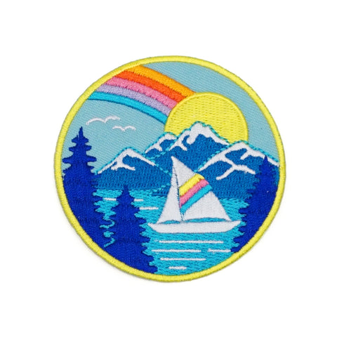 TAHOE EMBROIDERED Patch