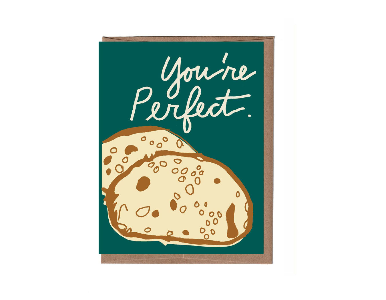Scratch & Sniff Sourdough Card