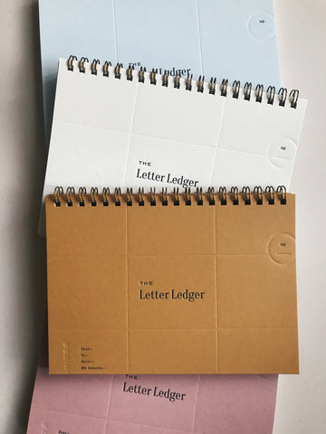The Letter Ledger 3.0