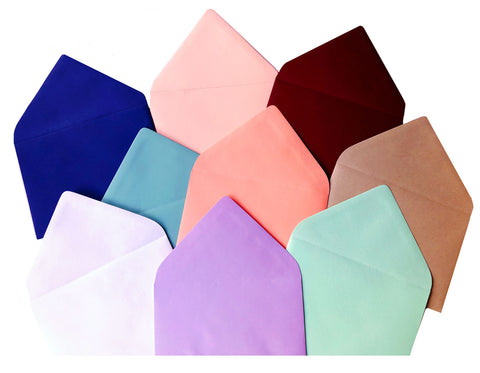 A7 ENVELOPES Set of 10