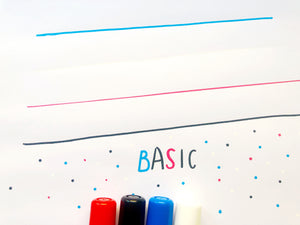 Basic Chalk Marker Set