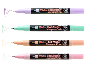 BISTRO CHALK EXTRA FINE POINT PASTEL SET