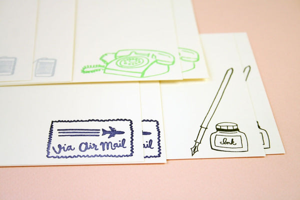 Communication Stationery Set